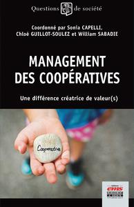 Livre numérique Management des coopératives