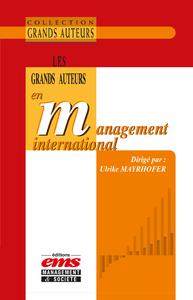Livre numérique Les grands auteurs en management international