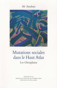 Livre numérique Mutations sociales dans le Haut Atlas