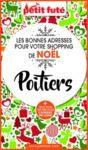 Electronic book SHOPPING DE NOËL À POITIERS 2020 Petit Futé