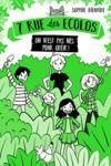 Livre numérique 7 rue des Écolos, tome 1 - On n'est pas nés pour obéir !
