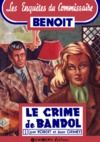 Electronic book Le crime de Bandol
