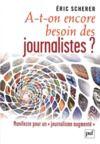 Livro digital A-t-on encore besoin des journalistes ?