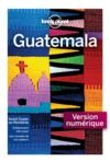 Livre numérique Guatémala - 9ed
