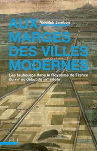 Livre numérique Aux marges des villes modernes