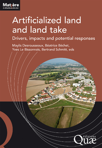 Electronic book Artificialized land and land take