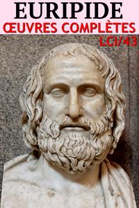 Livre numérique Euripide