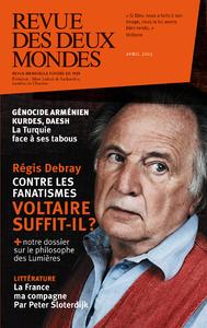E-Book Revue des Deux Mondes avril 2015