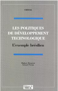 Livre numérique Les politiques de développement technologique
