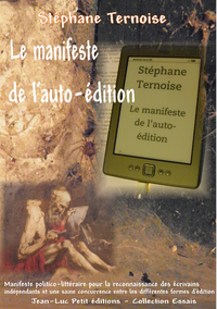 Livre numérique Le manifeste de l'auto-édition