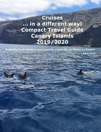 Electronic book Cruises... in a different way! Compact Travel Guide Canary Islands 2019/2020