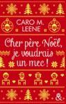 Livre numérique Cher père Noël, je voudrais un mec !