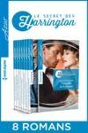 """Livre numérique Intégrale """"Le secret des Harrington"""""""