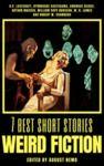 Electronic book 7 best short stories - Weird Fiction