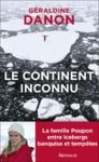 Electronic book Le Continent inconnu
