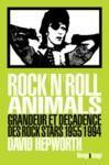 Livre numérique ROCK'N'ROLL ANIMALS