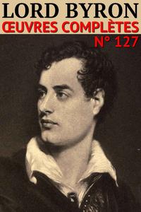 Livre numérique Lord Byron