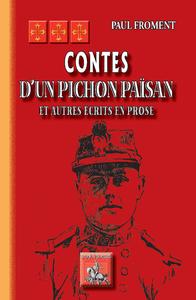 Livre numérique Contes d'un pichon Païsan & autres écrits en prose