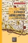 Livre numérique Histoire de la Baronnie de Labenne-Capbreton et de la Vicomté de Maremne