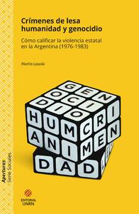 Livre numérique Crímenes de lesa humanidad y genocidio