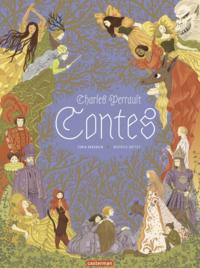 Livre numérique Les contes de Charles Perrault