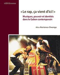 Livre numérique «Le rap, ça vient d'ici!»