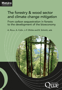 Electronic book The forestry & wood sector and climate change mitigation