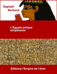 Livre numérique L'Egypte antique simplement