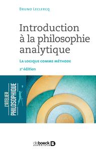 Livre numérique Introduction à la philosophie analytique