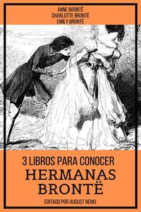 Livre numérique 3 Libros para Conocer Hermanas Brontë