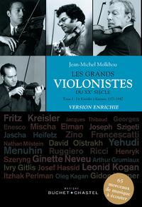 Livre numérique Les grands violonistes du XXe siècle. Version enrichie