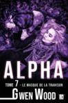 Livre numérique Alpha - Le masque de la trahison - Tome 7