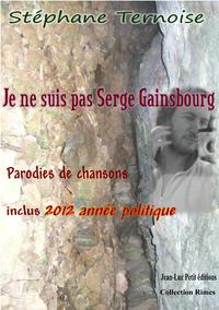 Livre numérique Je ne suis pas Serge Gainsbourg
