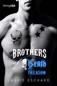 Livre numérique Brothers of Death - Treason