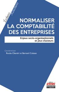 Electronic book Normaliser la comptabilité des entreprises