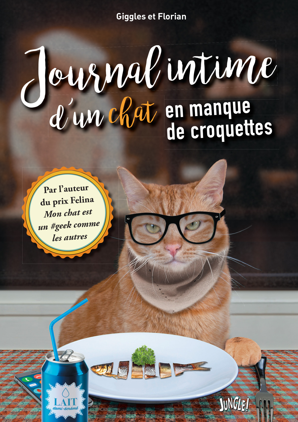 Journal Intime D Un Chat En Manque De Croquettes