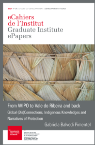 Electronic book From WIPO to Vale do Ribeira and Back