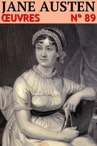 Livre numérique Jane Austen - Oeuvres