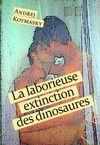 Livre numérique La laborieuse extinction des dinosaures