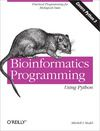 Livre numérique Bioinformatics Programming Using Python