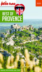 Electronic book BEST OF PROVENCE 2020 Petit Futé