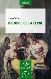 Electronic book Histoire de la lèpre