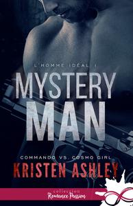 Livre numérique Mystery Man
