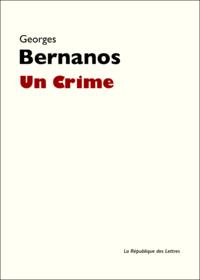 Livre numérique Un Crime