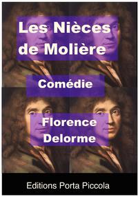 Livre numérique Les Nièces de Molière