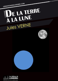 Livre numérique De la terre à la lune