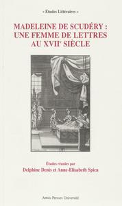 Livre numérique Madeleine de Scudéry: une femme de lettres au XVIIesiècle