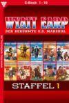 Livre numérique Wyatt Earp Staffel 1 – Western