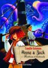 Livre numérique Anne et Jack, Tome 1 : Fantômes et tentacules