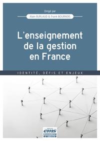 Livre numérique L'enseignement de la gestion en France